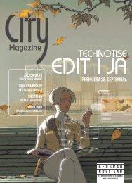 TECHNOTISE - City Magazine