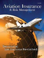 800.999.1109 - Aviation Insurance & Risk Management Magazine