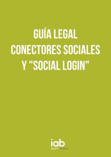 """Y """"SOCIAL LOGIN"""""""