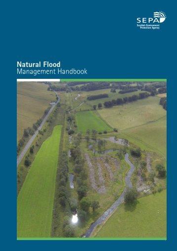 Natural Flood Management Handbook