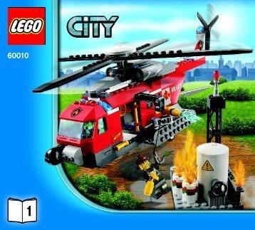 Lego City Fire Value Pack - 66453 (2013) - CITY Value Pack BI 3017 / 40 - 65g, 60010 V29 1/2