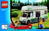 Lego Camper Van - 60057 (2013) - Race Car BI 3004/48 -60057 V29 1/2