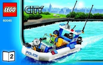 Lego Police Patrol - 60045 (2014) - Police Patrol BI 3004/44  - 60045 2/4 V29
