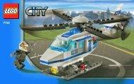 Lego CITY Police - 66363 (2010) - Super Pack BI 3004/40 - 7741 IN