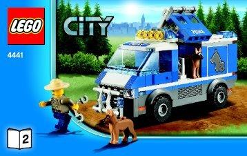 Lego VP City Police 1 - 66427 (2012) - City Police 2 BI 3004 60/ - 4441 V29 2/2