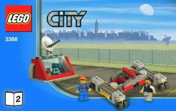 Lego Space Center - 3368 (2011) - Space Moon Buggy BI 3004/48 - 3368 V.29 2/3
