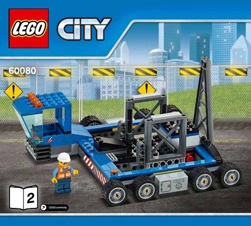 Lego Spaceport - 60080 (2015) - Space Moon Buggy BI 3017 / 60 - 65g - 60080 V29 2/5