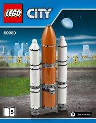 Lego Spaceport - 60080 (2015) - Space Moon Buggy BI 3016/36-65G, 60080 V29 5/5