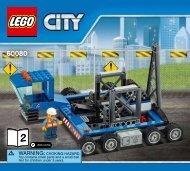 Lego Spaceport - 60080 (2015) - Space Moon Buggy BI 3017 / 60 - 65g - 60080 V39 2/5