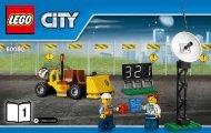 Lego Spaceport - 60080 (2015) - Space Moon Buggy BI 3003/32, 60080 V29 1/5