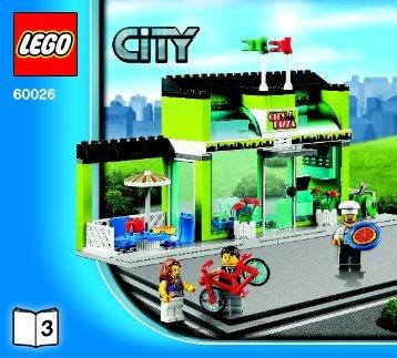 Lego Town Square - 60026 (2013) - Glider BI 3017 / 60+4 - 65/115g, 60026 V29 3/5