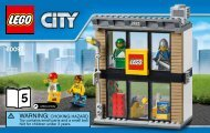 Lego City Square - 60097 (2015) - Glider BI 3004/64+4-65*, 60097 5/10 V39