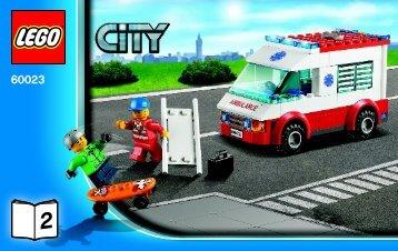 Lego LEGO® City Starter Set - 60023 (2013) - Glider BI 3004/52 - 60023 V29 2/4