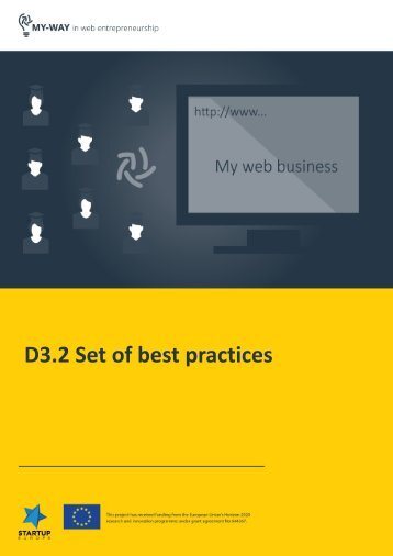 D3.2 Set of best practices