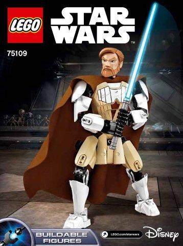 Lego Obi-Wan Kenobi™ - 75109 (2015) - Jango Fett™ BI 3022/36-65G, 75109 V29