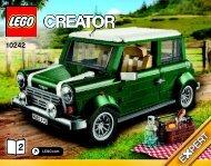 Lego MINI Cooper - 10242 (2014) - Sydney Opera House™ BI 3016/56 10242 2/2 V39