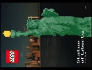 Lego LEGO STATUE OF LIBERTY - 3450 (2000) - Winter Toy Shop BI  3450