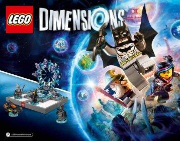 Lego Starter Pack PLAYSTATION® 4 - 71171 (2015) - Starter Pack PLAYSTATION® 3 BI 3018 / 52 - 71200 V39