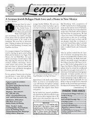 A German-Jewish Refugee Finds Love and a Home in New Mexico