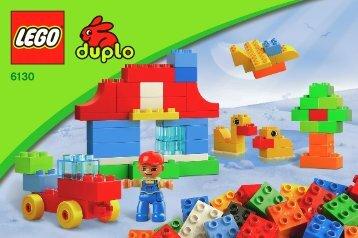 Lego Co-Pack Bricks&More DUPLO - 66379 (2011) - Make and Create Co-Pack BI 3002/ 8 - GLUED, 6130 V29