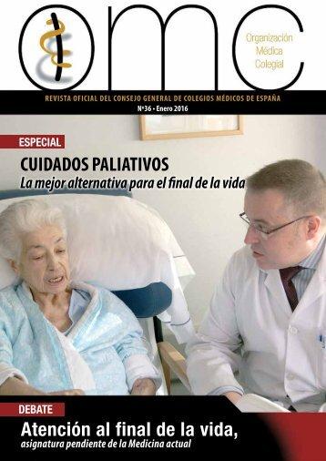Cuidados Paliativos Atención al final de la vida
