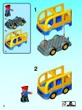 Lego School Bus - 10528 (2014) - Horse Stable BI 3022/12-65G - 10528 V39 - Page 2