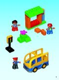 Lego School Bus - 10528 (2014) - Horse Stable BI 3022/12-65G - 10528 V39 - Page 7