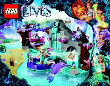 Lego Naida's Spa Secret - 41072 (2015) - Aira's Creative Workshop BI 3018/64+4/65+115g-41072 V29