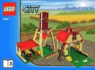 Lego Farm - 7637 (2009) - CITY Farm BI 3006/72+4 - 7637 3/3