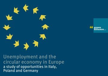 circular economy in Europe