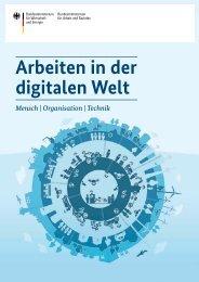 Arbeiten in der digitalen Welt