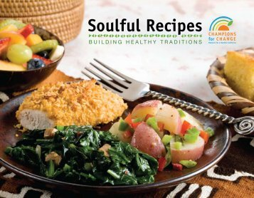 Soulful Recipes - Champions for Change
