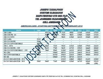 americancarsprices