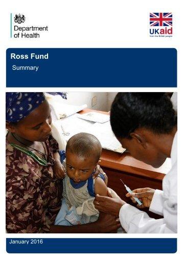 Ross Fund