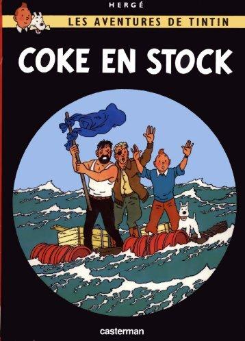 18 - Coke en Stock