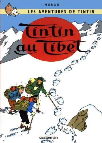 19 - Tintin au Tibet