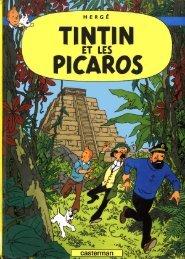 22 - Tintin et les Picaros