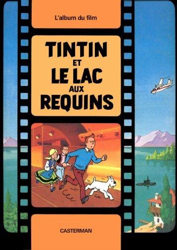 02 - Tintin et le Lac aux Requins