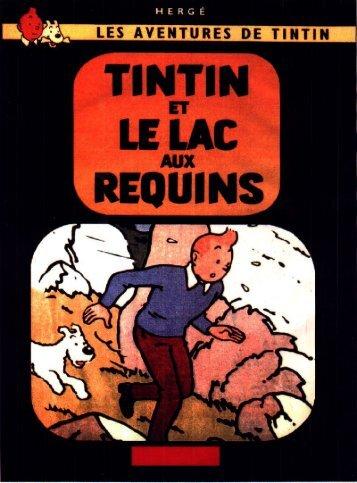 03 - Tintin et le Lac aux Requins [Autre Version]