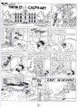 04 - Tintin et l'Alph-Art (noir & blanc) - Page 3