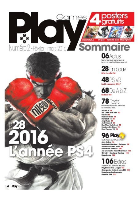 PlayGames N°2