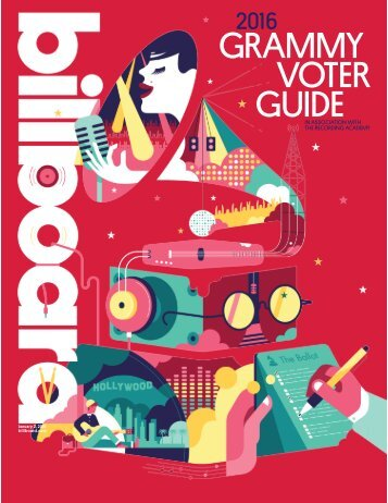 GRAMMY VOTER GUIDE