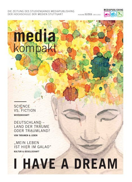 MEDIAkompakt 19: I have a Dream