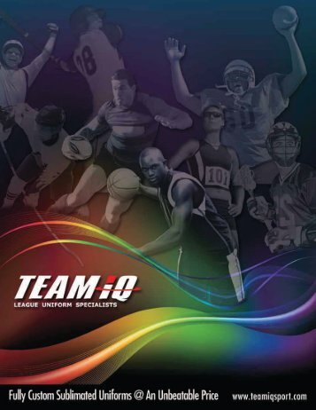 TeamIQ Sport 2016
