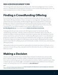 Equity Crowdfunding - Page 5