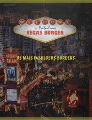 Cardápio - Vegas Burguer