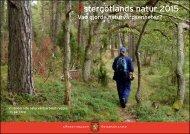 Östergötlands natur 2015