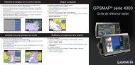 Garmin GPSMAP 4208 - guide utilisateur