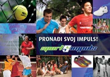 preporuka! - Sport Impuls - Delta Sport