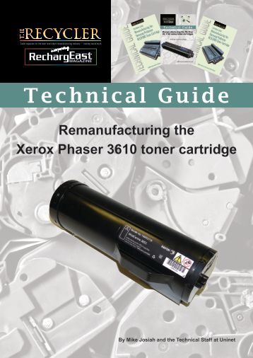 xerox phaser 3610 how to change toner cartridge
